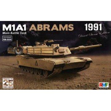 Rye Field Model 1/35 scale RM5006 M1A1 Abrams Tank 1991