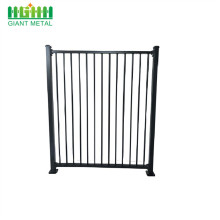 galvanized steel fence poles