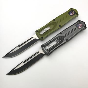 Switch Button Auto Pocket Knife