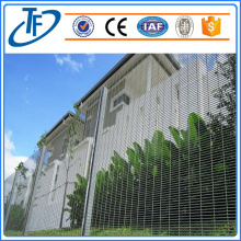 High Voltage 358 Anti-Climb Security Fence