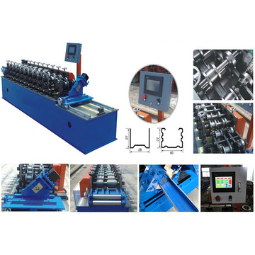 Metal Studs Drywall Profile Roll Forming Equipment
