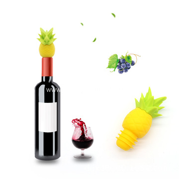 FDA  Wine Bottle Silicone Rubber Plugs Stopper