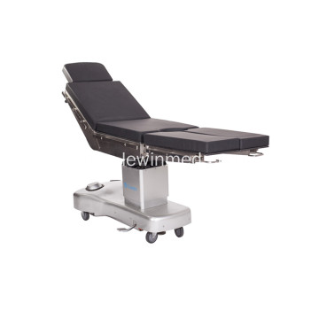 Hydraulic surgery hospital table