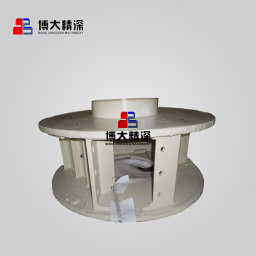 Barmac VSI crusher spare parts Rotor