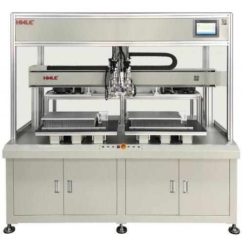 automatic Servo motor screw tightening machine