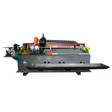 Cold cutting flying saw
