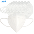 Ready Stock Non-Woven Disposable KN95 Masks