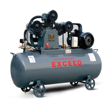HW7512 1.25mpa 5.5kw electric piston air compressor
