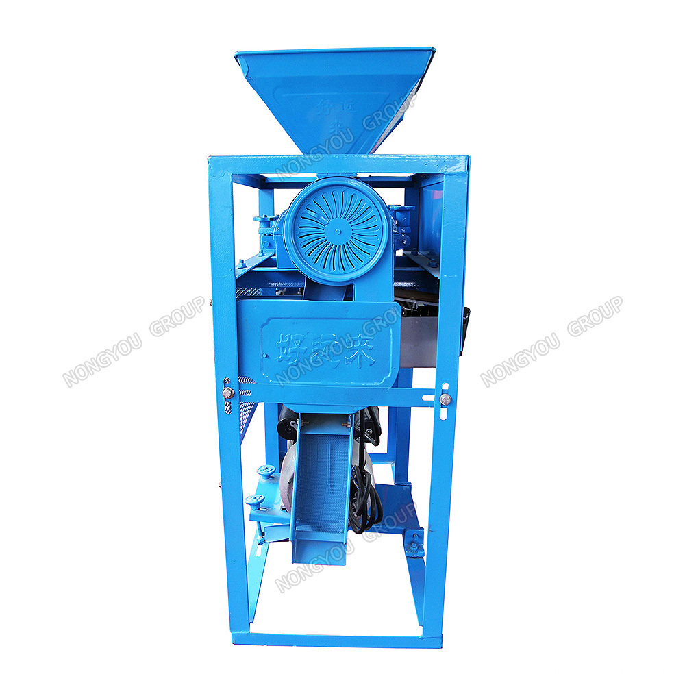 Brown rice grinder machine grain mill equipment