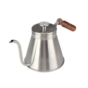 Pour Over Coffee Kettle with Thermometer 1.2L