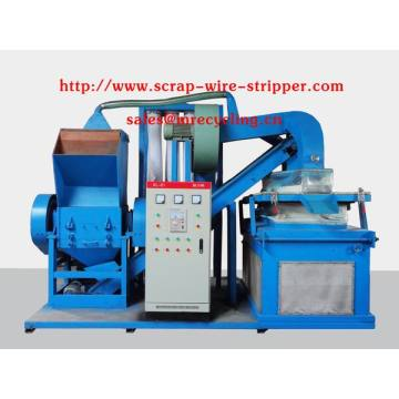 Scrap Copper Cable Wire Granulator For Sale