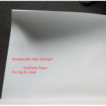 GP120 Thermal Transfer PP Synthetic Paper