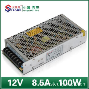 Network Power Supply 12VDC 100W