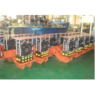New type rubber machinery hydraulic system