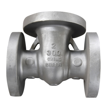 ductile iron cast parts precision casting