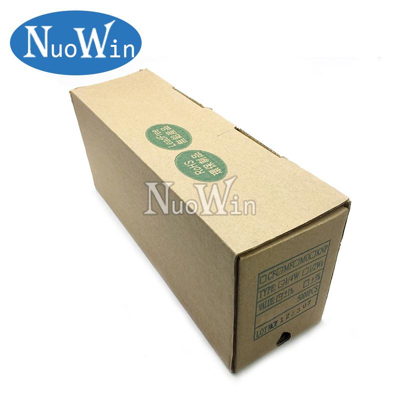 100pcs 1/4W Metal film resistor 1% 51R 56R 62R 68R 75R 82R 91R 100R 110R 120R 130R 51 56 62 68 75 82 91 100 110 120 130 ohm