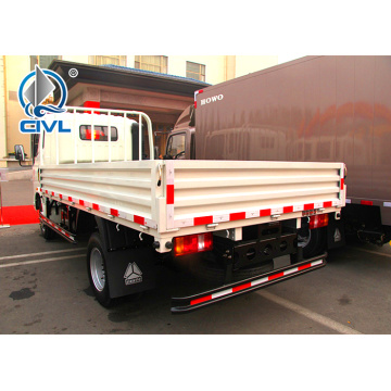 4X2 Light Truck 8 Ton Cargo Truck