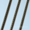 3.4mm 3.6mm 3.8mm Spiral Ribbed Prestressed Concrete Wire