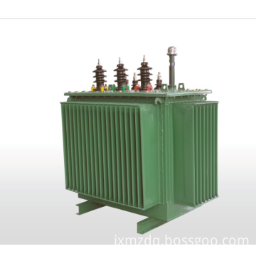 10KV level S13 series oil-immersed energy-saving transformer