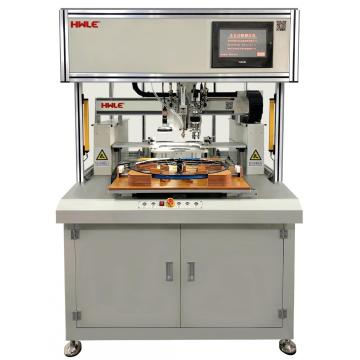 PLC Dragon Door Screw Locking Machine
