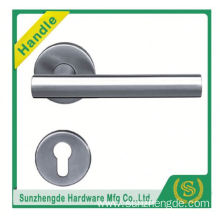 SZD STH-109 USA Popular Door Handles Brushed Stainless Steel