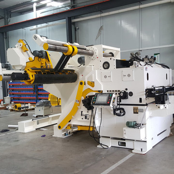 Automatic Assembly Lines Feeder Straightener