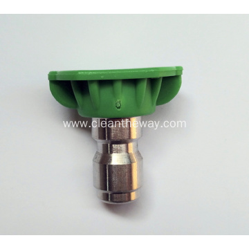 High Pressure Washer 25 Degree Nozzle Green Color