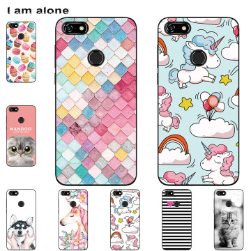 Phone Cases For Lenovo A5 A6 Note Z5 Z5S Cute Back Cover Mobile Fashion Bags Free Shipping