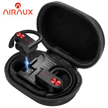 BlitzWolf AIRAUX UM2 TWS Sport Earphones Firm Fit Headset Wireless bluetooth Earphone HIFI Handsfree Headphone IPX5 Waterproof