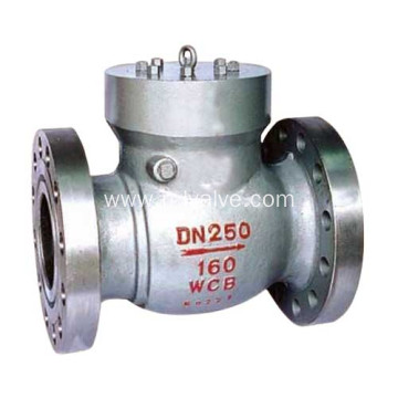 Pressure Seal High Pressure Swing Check Valve