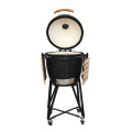 Charcoal Kamado Style Indoor BBQ Grill