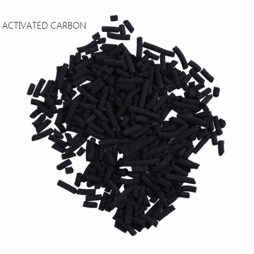 Activated Carbon Black For Water Chlorine Removal