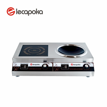 Multi Function 2-Burner Electric Induction Cooker Commercial