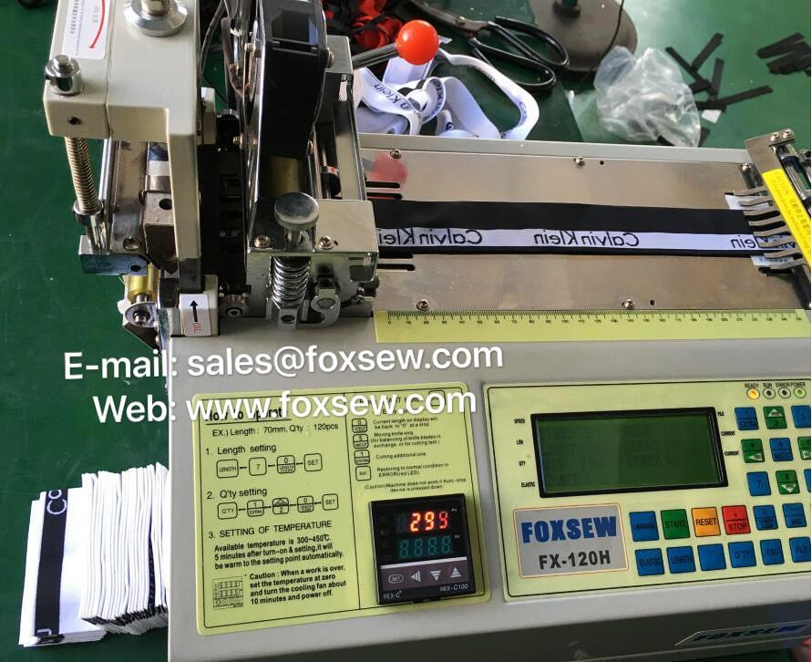 Automatic Elastic Cutting Machine -3