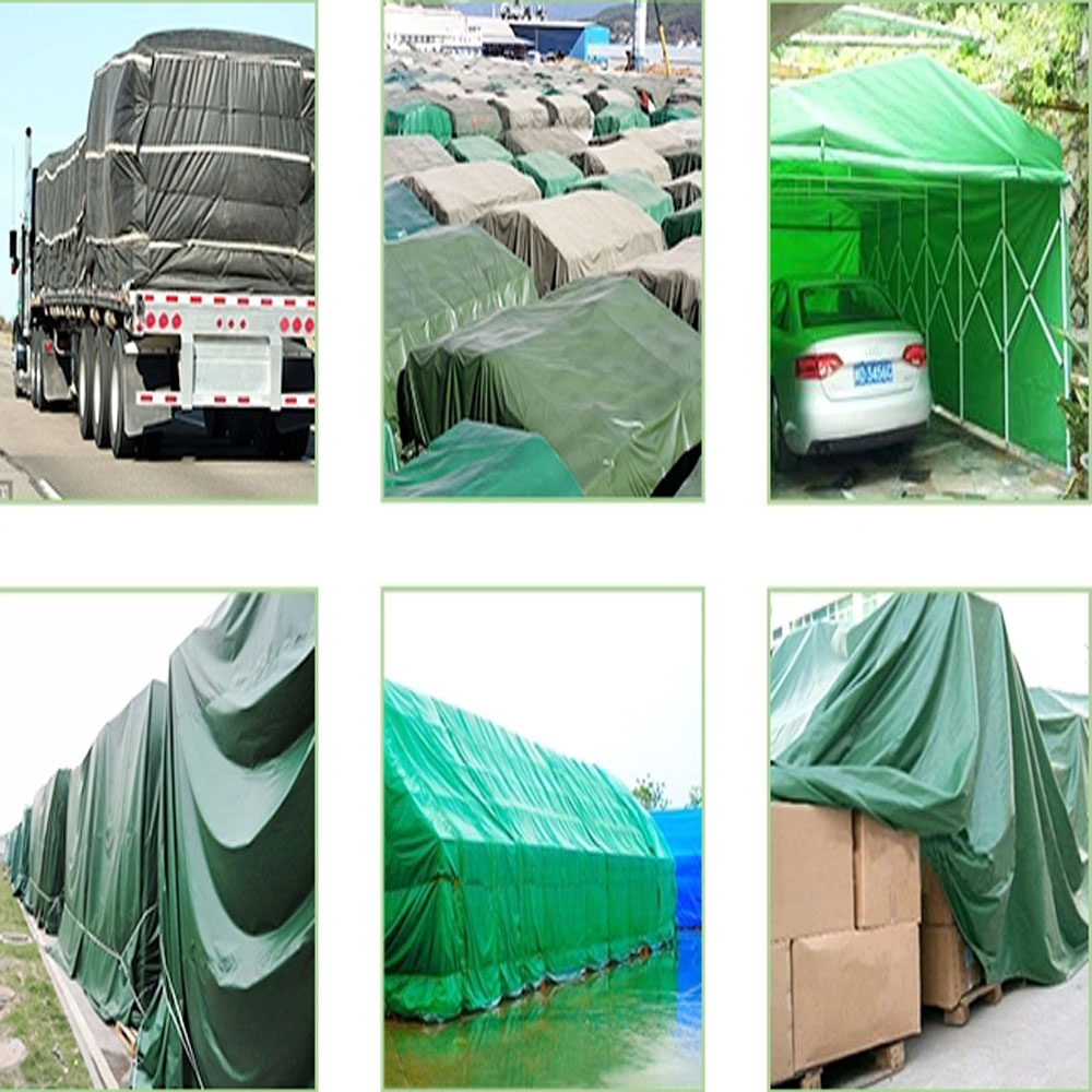 Red Tarps Application