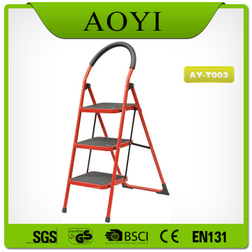 EN131 APPROVED STEEL LADDER
