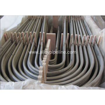 A213 TP347H Seamless Stainless Steel U Bend Tube