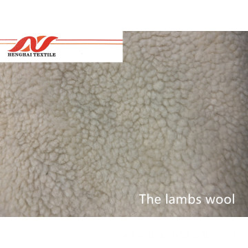 100%polyester the lambs wool 300gsm 57/58''