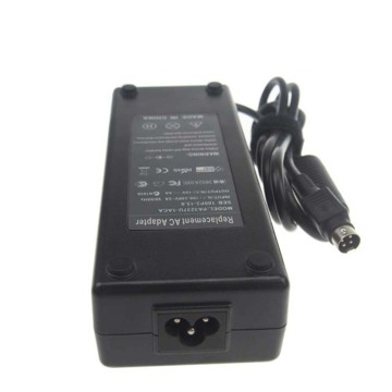 15V 8A 4 pin ac power adapter charger
