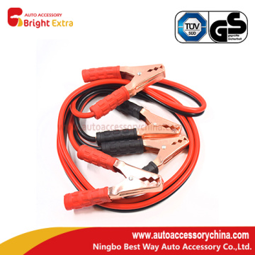 500 amp 4 Gauge heavy duty booster cables