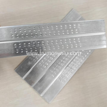 Dimple Aluminium High Frequency Tube For Auto Radiators