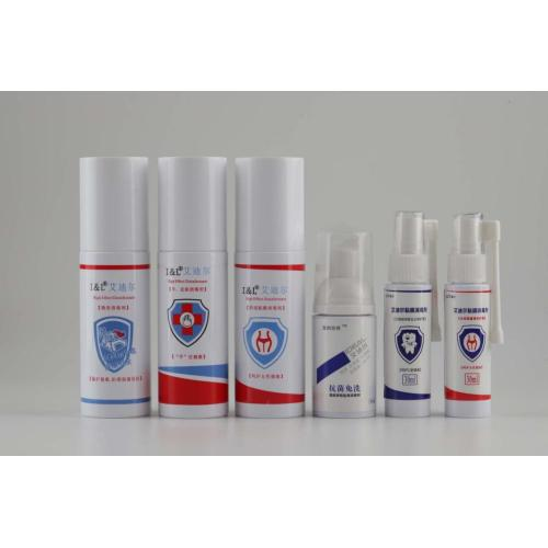 OEM Available Antibacterial Antiseptic Hand Sanitizer