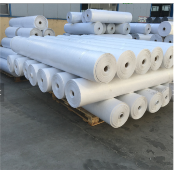 130gsm white tarp roll with UV