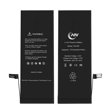 Hot sale Li-ion iPhone 6 battery replacement