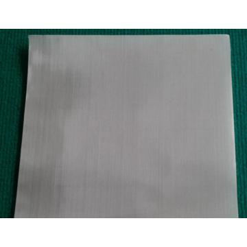 Better precision 500 mesh plain weave wire mesh