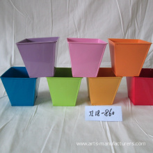 Square Balcony Garden Plant Container