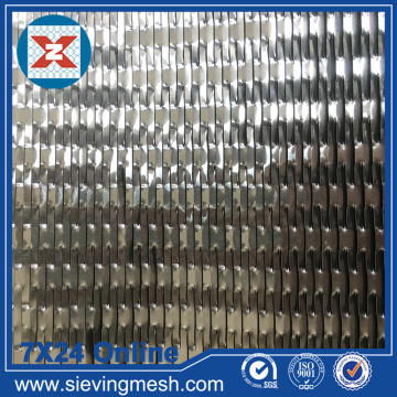 Aluminum Foil Filter Netting