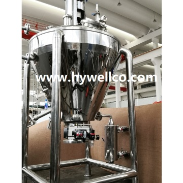 HW Vacuum Dryer for LiCl