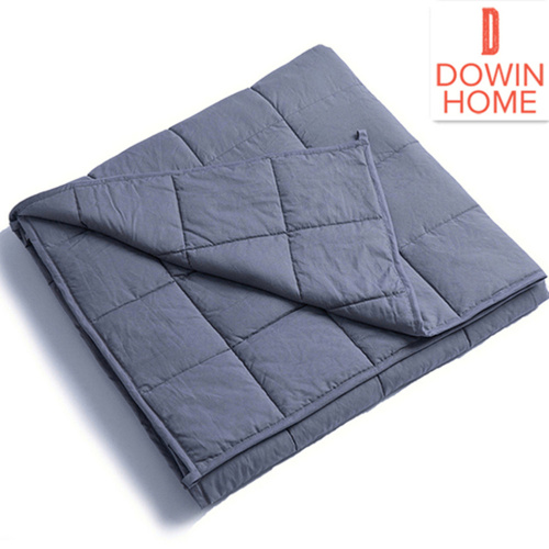 Helps Sleep Relieve Stress Weighted Blanket 25lbs King