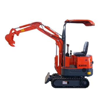 Small Excavator 0.8 Ton Mini Excavator For Sale